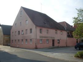 ehemaliges Lenz-Gebäude, Foto Juli 2013