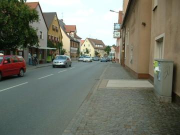 Rothenburger Straße in Ammerndorf